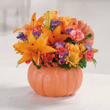 halloween flowers and gifts
