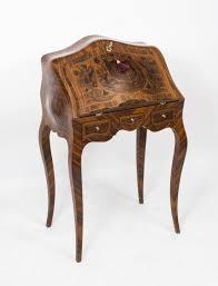 bureau style louis xv vintage louis xv marquetry bureau desirable desks