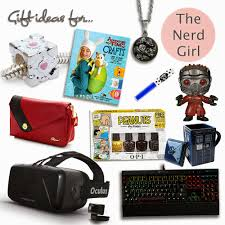 christmas gift guide ideas for nerdy geek girls cosmic kick