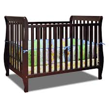 Baby Convertible Cribs Furniture Afg Baby 4 In 1 Convertible Crib With Toddler Rail Cherry
