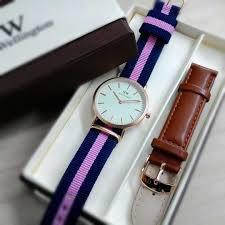 Jam Tangan Daniel Wellington Dan Harga jam tangan pria dan wanita dw tali kulit daftar update harga