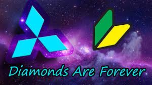 dsm mitsubishi logo diamonds are forever mitsubishi tribute youtube