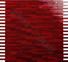 Red Tile Backsplash - skillful design red backsplash tile lovely ideas glass tile