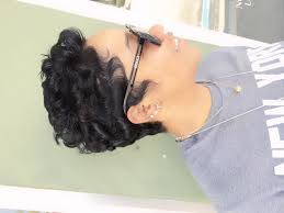 black soft wave hair styles how to curl short hair black hair youtube