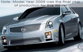 2009 cadillac sts v information and photos zombiedrive