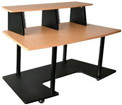 Creation Station Studio Desk by Amazon Com Studio Rta Work Station Maple Kitchen U0026 Dining
