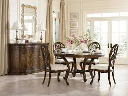 Contemporary Dining Rooms With Round Tables Room D For Inspiration - Dining room sets round
