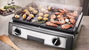 cuisine à la plancha gaz plancha gaz ou électrique