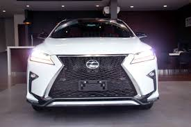 lexus rx 350 f sport 2016 lexus rx 350 f sport 2016 full option u2013 deluxe auto