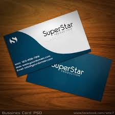 bussines card template psd by dawiiz on deviantart