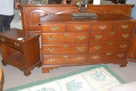 henkel harris dining room pre owned henkel harris furniture dining table mahogany on ebay