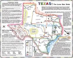 Texas Map Map Of Texas Tx Usa by Texas Map Maps For The Classroom