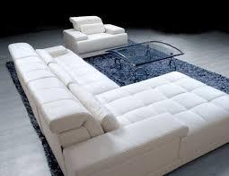White Leather Sleeper Sofa Sofa White Leather Sofa For Sale Intrigue Leather Sofa For Sale