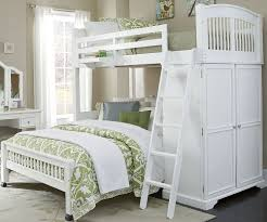 Kids Bunk Beds With Desk Underneath by Bunk Beds Twin Over Full Bunk Bed With Trundle Wood Full Size