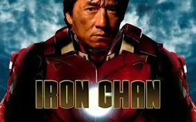 jackie chan just posted this to his fb he is iron chan meme guy