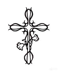 cross 1 embroidery design