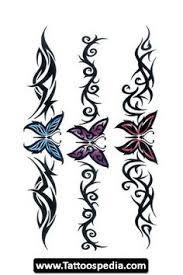 elegant tribal armband tattoo temporarytattoos temporarytattoo