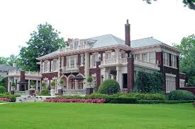 colonial mansion colonial revival style mansion swiss avenue another view flickr