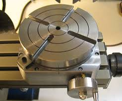 rotary table for milling machine a rotary table for the taig milling machine