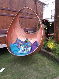 Indoor Hanging Swing Chair Egg Shaped Hanging Chairs For Bedrooms A Hanging Bubble Chair Provides The
