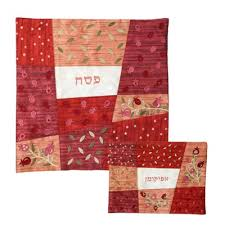 matzah covers embroidered matzah covers