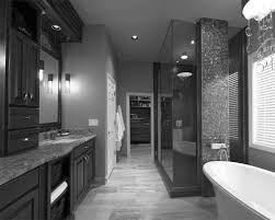 black white and silver bathroom ideas 20 bewitching modern black bathrooms ideas