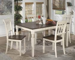 ashley furniture dining table canada cross island mission charm