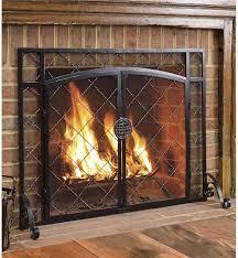 celtic knot screen firescreens plow hearth