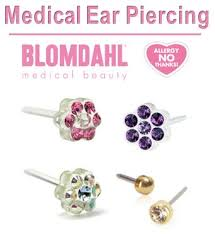 blomdahl earrings ear piercing thomasville pediatrics