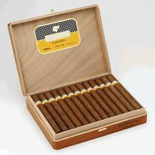 2 boxes of cohiba esplendidos cuban cigars for sale