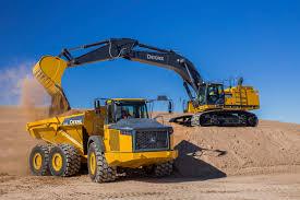 new 670g lc excavator with customer driven features john deere us