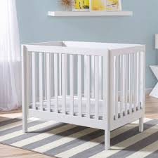 Mini Crib White Delta Children Bennington Elite Mini Crib With Mattress White