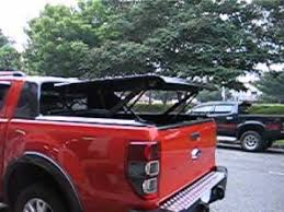 ford ranger covers ford ranger semi auto deck cover bow4x4