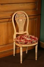 chaise de style file no0205 chaise montgolfier de style louis xvi réplique d un