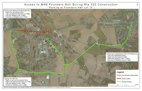 Map Of Hershey Pennsylvania by Construction On Route 322 Expected To Begin Week Of Aug 3