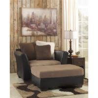 living room grey microfiber round deep comfy chair with cushion