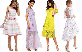 dresses for a summer wedding 40 wedding guest dresses for summer 2018 fashion craze