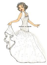 disney princess wedding dresses snow white by lulu ibeh on deviantart