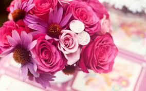 pink bouquet pink bouquet beautiful flowers