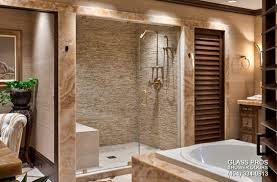 frameless glass shower enclosures custom seamless