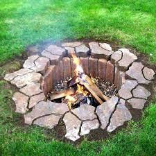 Fire Pit Building Plans - diy brick fire pit grill 41 fire brick for fire pit brick fire pit