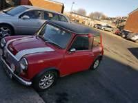 Custom Classic Mini Interior Austin Mini Cars For Sale Gumtree
