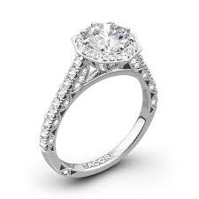 tacori halo engagement rings tacori ht2555rd crescent halo engagement ring