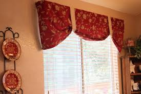 Red Kitchen Curtains And Valances by Kitchen Curtain Valances Online Home Design Ideas