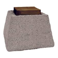 decor home depot concrete blocks wall for chic garden decoration