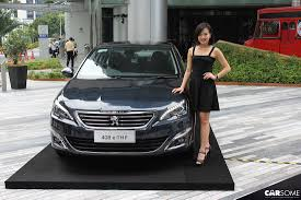 peugeot malaysia launched all new peugeot 408 e thp carsome malaysia