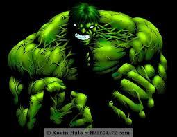 incredible hulk darkness illustration