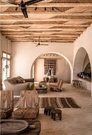 scorpios in mykonos this whitewashed stone house evokes 1960s