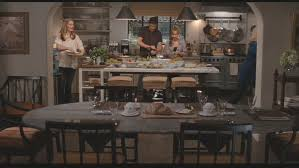 Beginner Beans Simple Dining Room And Kitchen Tour Meryl Streep U0027s House U0026 Bakery In