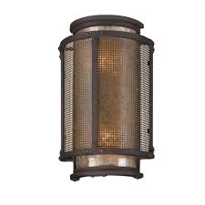 Mexican Wall Sconce Southwest Outdoor Lighting Sacharoff Decoration